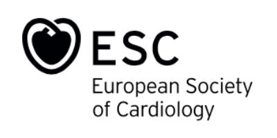 Logo European Society of Cardiology